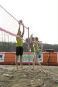 Beachvolleybal basis pakket